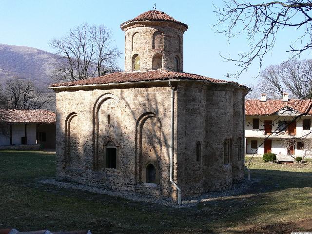 Das Kloster von Zemen