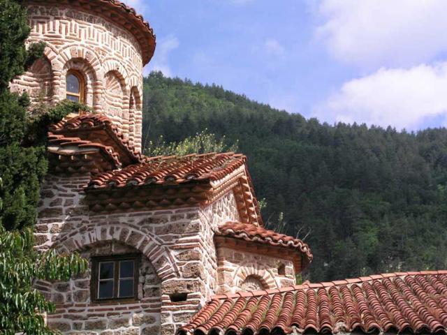 Bachkovo-Kloster