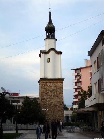 Der Uhrturm – Botevgrad