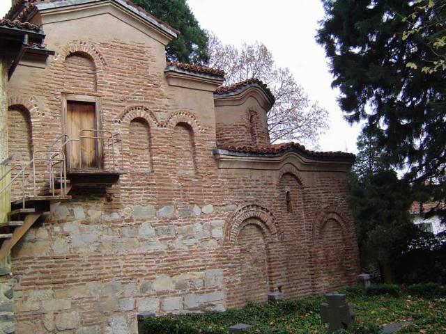 """Nationales Museum """"Die Kirche bei Boyana"""