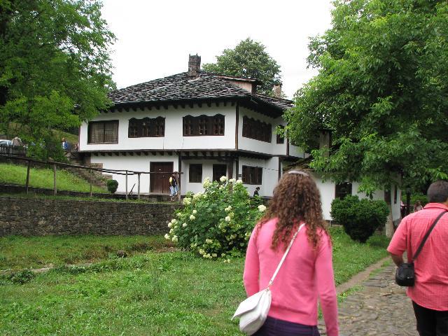 Das ethnographische Freiluftmuseum Etar