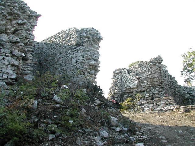Mittelalterliche Festung Lyutitsa