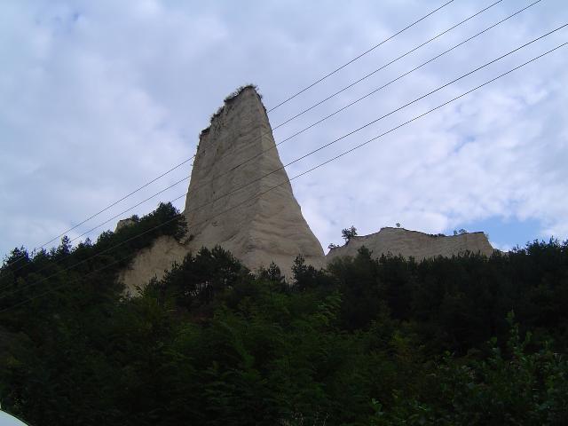 Die Pyramiden von Melnik