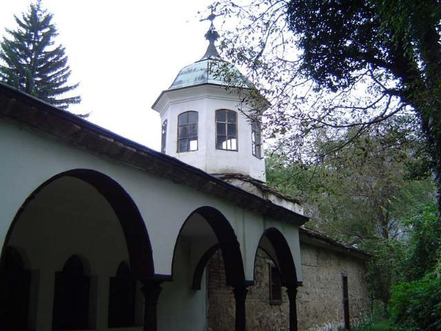 Das Kloster von Cherepish