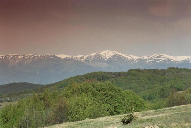 Gipfel Botev
