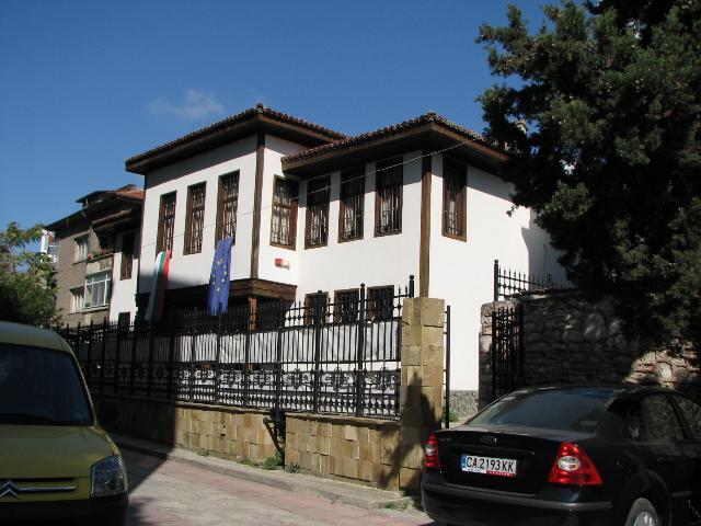 Das Museum der bulgarischen Wiedergeburt