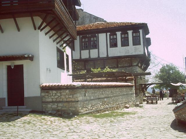 Das Haus vom Kapitan Pavel