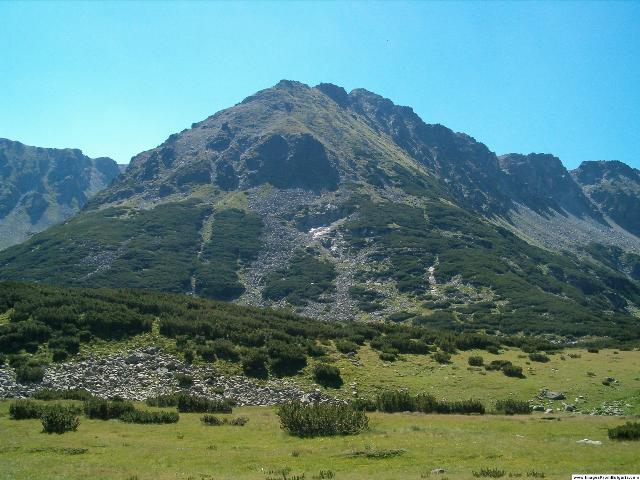 Gipfel Musala