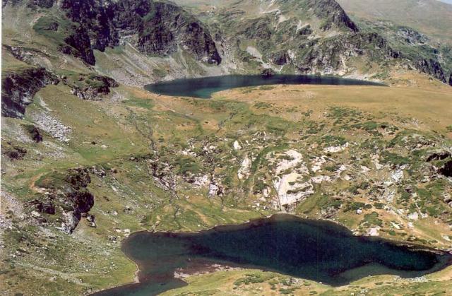 Die sieben Rila-Seen