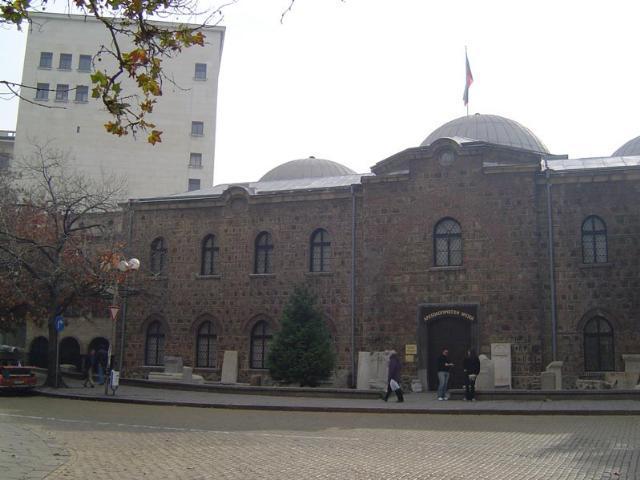 Archäologisches Museum – Sofia