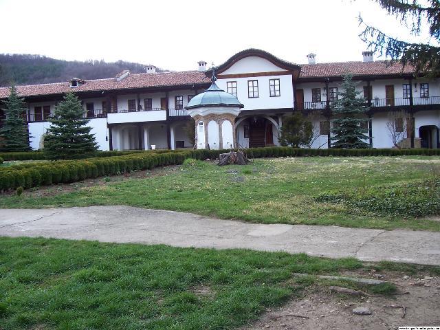 Das Sokolski-Kloster