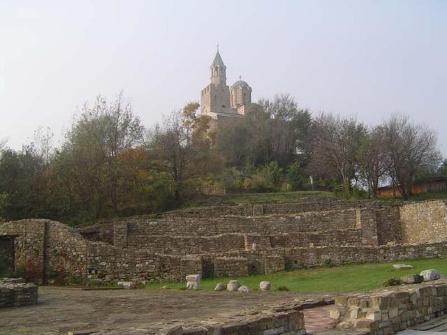 Architektur-Historisches Reservat Tsarevets