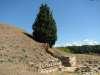 Die antike kuppelförmige Grabstätte bei Pomorie