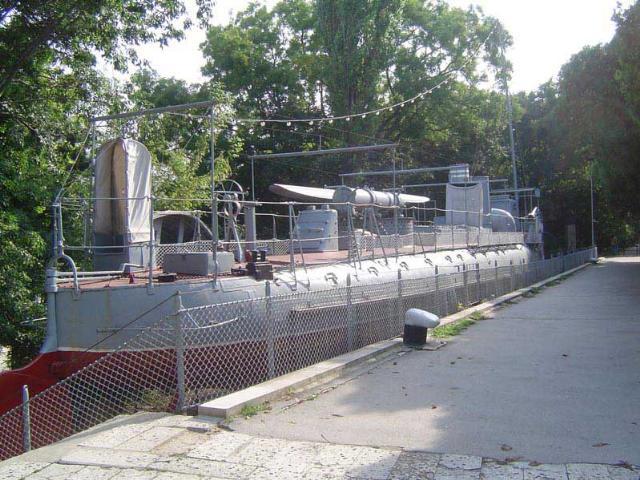 Marinemuseum – Varna